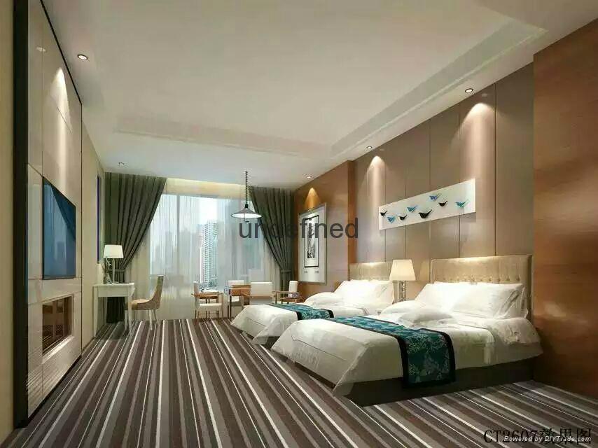苏州圣港地毯办公室方块地毯(厂家) 2