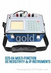 Geoelectrical Detector Waterfinder Water Detection