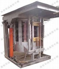 5吨中频熔炼炉