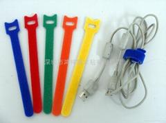 充电器魔术贴电线扎带