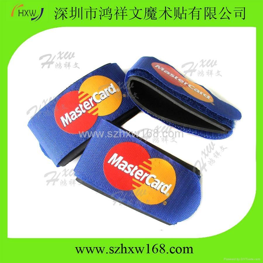 Velcro ski strap  2