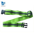 Luminous outdoor exercise running reflective safety belt 1