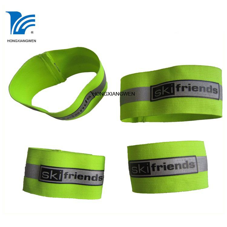 Luminous outdoor exercise running reflective safety belt 4