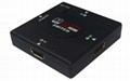 迷你HDMI3进1出切换器HDMI Switch HDMI