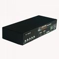 4口 USB KVM 切换器 自动(铁壳)