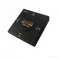 3 Port mini HDMI Switcher 1080p 3