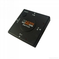 厂家直销3进1出迷你HDMI切换器,HDMI选择器