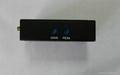 厂家直销单网线VGA延长器300米