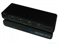 1 to 4 port HDMI Splitter -------Metal