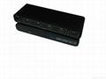 1 to 4 port HDMI Splitter -------Metal Ver1.4 3D  2