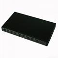 1*8 HDMI分配器 3D 1.4版本(桌面式)