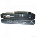 3口HDMI 切换器hdmi switch,hdmi选择器