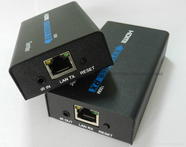 HDMI EXTENDER 100Meter 4