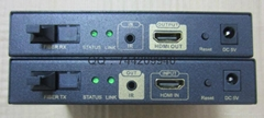 HDMI Extender over Optic Fiber up to 20km  SC