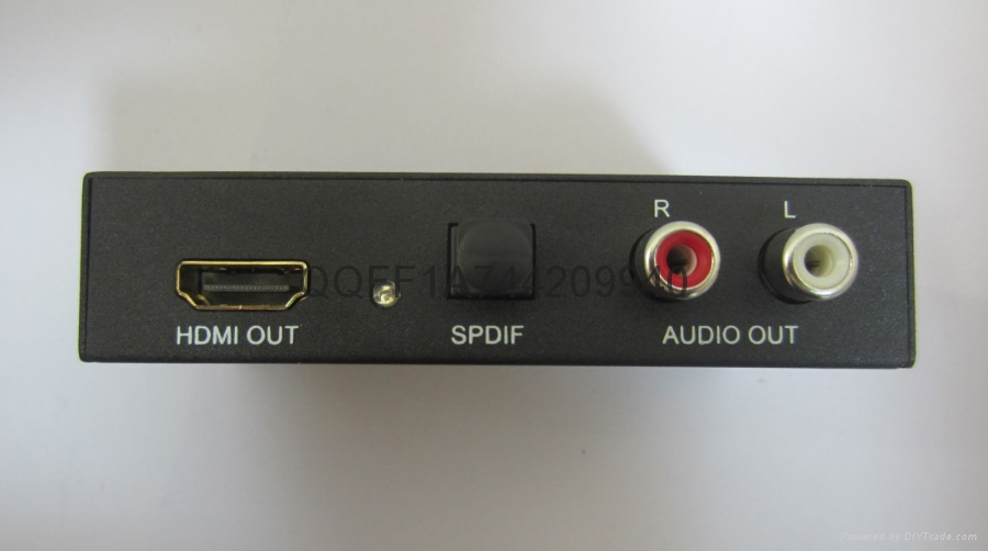 HDMI to HDMI Audio(SPDIF+R/L) 1