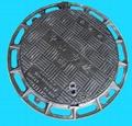 Stainless Steel Manhole Cover/sanitary grade manhole cover/stainless steel tank