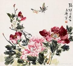 北京國畫複製