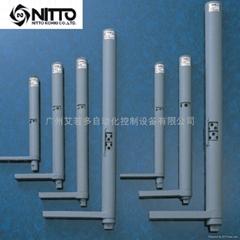 日本原装NITTO中心吊型自动闭门器