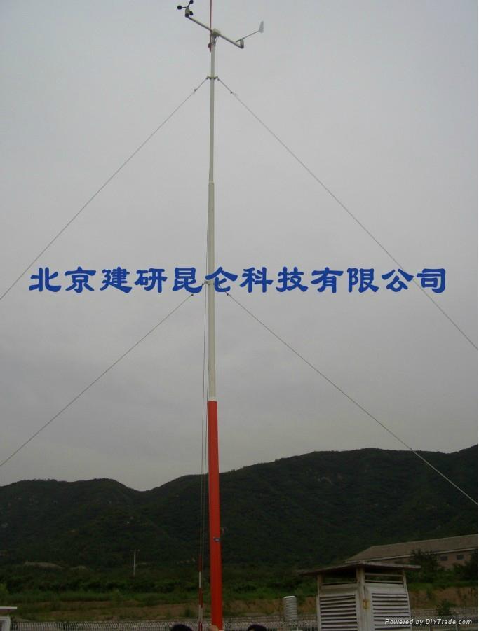 中国建科院CABR-HM自动气象站  1