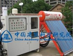 中國建科院CABR-NX太陽能熱水器能效測試系統