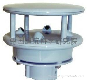 中国建科院CABR-2A超声波风速风向传感器 1