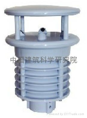 中国建科院CABR-2A超声波风速风向传感器 2