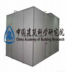 中国建科院BHR建筑幕墙门窗保温性能检测设备