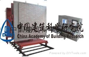 中国建科院QKF外墙外保温系统抗风压性能检测设备 1