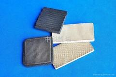 家用空調除甲醛陶瓷蜂窩過濾網