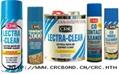 CRC電子電氣用清潔劑,冷凍劑,除塵劑,線路板三防漆 1