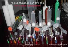 各種點膠針頭,點膠針筒,套頭組件,轉接頭