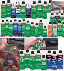CRC工业用防锈润滑剂,除锈剂,冷镀锌剂,金属光亮剂