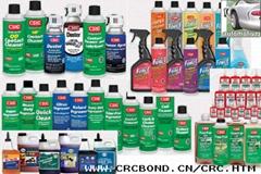 美国CRC汽车皮带止滑强化剂喷油嘴清洗剂刹车化油器清洗剂