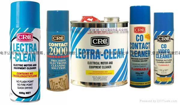 美国CRC工业用保护剂,清洁剂 2