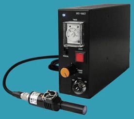 1万小时长寿命点光源UV光固化机 价格和同类UV机相当 1