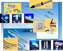 UV膠光固設備之-----UV燈管及耗材