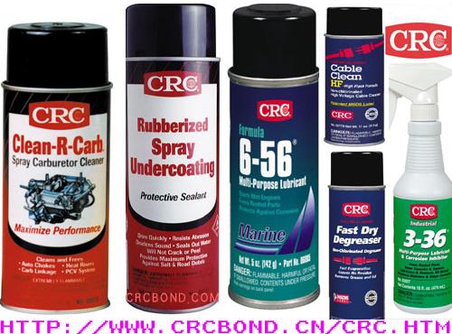 美国CRC产品用于汽车交通航空等 1