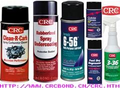 美国CRC产品用于汽车交通航空等
