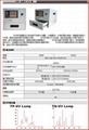 電子,光電,玻璃工藝品行業用UV膠固化機器 3