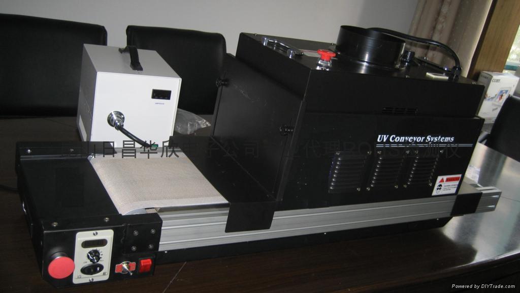 点光源UV机/输送带式面光源UV机/抽屉式UV机/闸门UV机 1