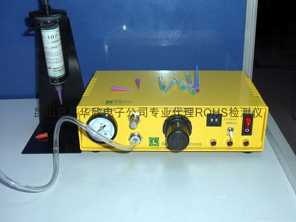 108B微电脑控制精密定时定量型点胶机 1