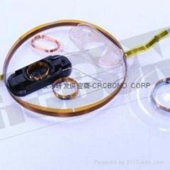 CRCBOND UV胶水音圈喇叭粘接应用