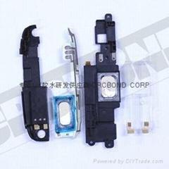 CRCBOND UV胶水手机喇叭天线模组粘接应用