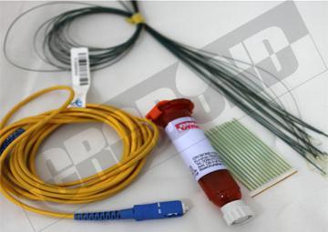 CRCBOND光通信PLC中光学耦合UV胶 1