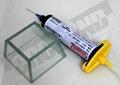 CRCBOND玻璃与玻璃粘结UV胶 3