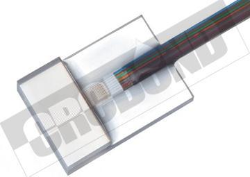 CRCBOND FA上下蓋板玻璃與光纖粘合UV膠 3