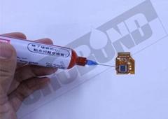 CRCBOND照相機CCD感光成像器件密封UV膠