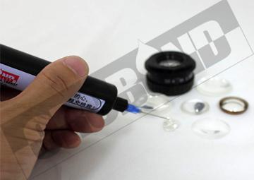CRCBOND手機攝像頭透鏡膠合UV膠 1