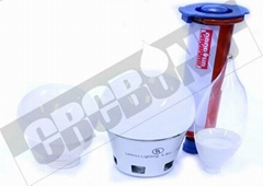 CRCBOND LED灯罩与支架粘结UV胶