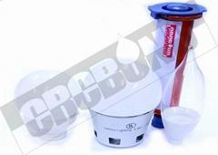 CRCBOND LED燈罩與支架粘結UV膠